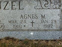 Agnes Mary <i>Treml</i> Frenzel