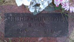 Durwood Strout