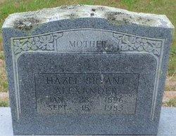 Hazel <i>Bryant</i> Alexander