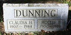 Claudia <i>Hodgson</i> Dunning