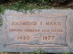 Raymond Frost Marx