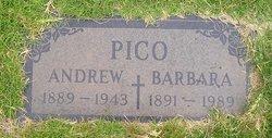 Barbara Pico