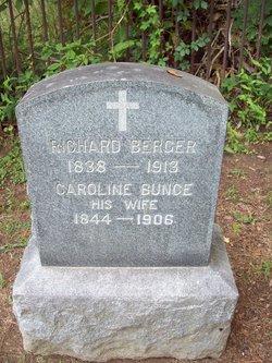 Caroline <i>Bunce</i> Berger