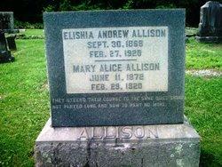 Elishia Andrew Allison