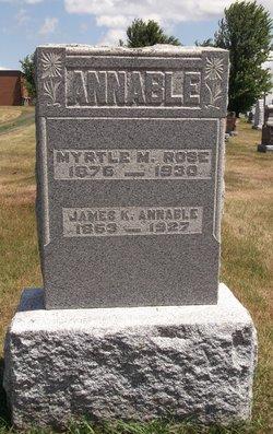 James K Annable