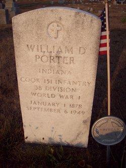 William D Porter