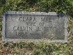 Clara Mae <i>Brownawell</i> Burr
