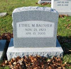 Ethel M. Bausher