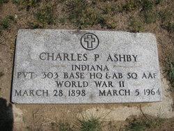 Charles P Ashby