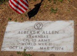 Albert Keith Bennie Allen