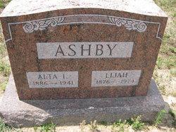 Alta Inez <i>Bailey</i> Ashby