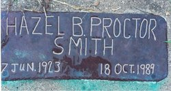 Hazel Benard <i>Procter</i> Smith