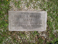George A. Warren Baker