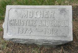 Christine Anderson