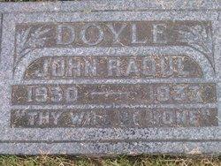 John Raoul Doyle