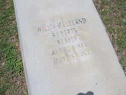 William Leland Roberts