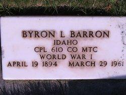 Byron L. Barron