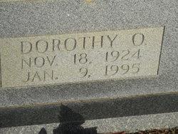 Dorothy O. Fincher