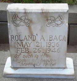 Roland A Baca