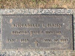 Annabelle Lucretia <i>Biddinger</i> Hahn