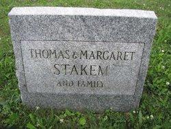 Margaret <i>Kenny</i> Stakem