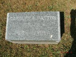 Carolyn A <i>Patton</i> Biles