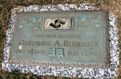 Gertrude A. Bernauer
