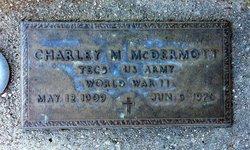 Charley Merle McDermott