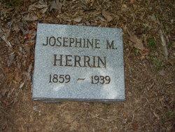 Josephine M Herrin