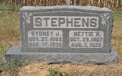 Nettie H. Stephens