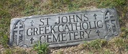 Saint Johns Greek Catholic Cemetery