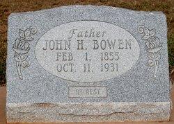 John H. Bowen