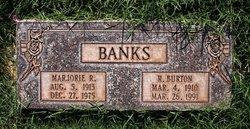 Marjorie <i>Rasmussen</i> Banks