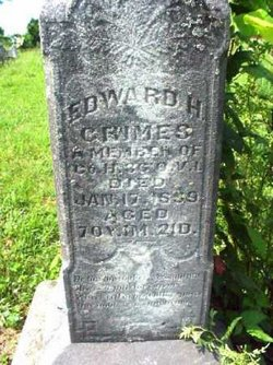 Edward H Grimes