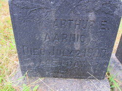 Arthur E Aarnio