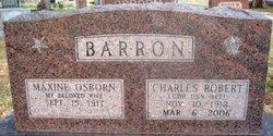 Maxine <i>Osborne</i> Barron