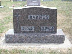 Vernon Lee Barnes