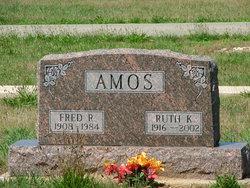 Ruth Marie <i>Kinzie</i> Amos
