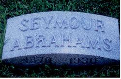 Seymour Abrahams