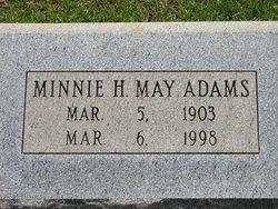 Minnie <i>Hart</i> Adams