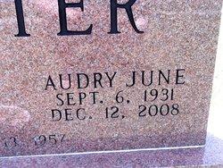 Audrey June <i>Prince</i> Brewster