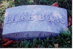 Elise Boas
