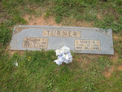 Marie <i>Ballew</i> Turner