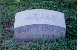 Marie <i>Steinberger</i> Steinberg