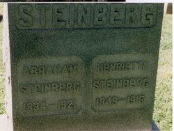 Henrietta <i>Pforzheimer</i> Steinberg