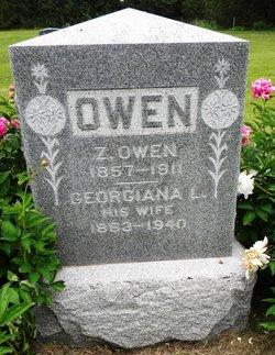 Georgiana Louella <i>Smith</i> Owen