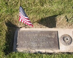 James Harrison Adams