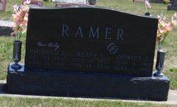 Betty Lee <i>Hartleroad</i> Ramer