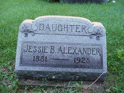 Jessie B. <i>Easlick</i> Alexander