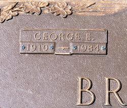 George Edward Red Braddy